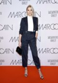 Lena Gercke at Marc Cain Show at the MBFW in Berlin, Germany
