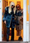 Lindsay Lohan celebrates her grandmother's 94th birthday in New York City