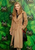 Natalie Dormer attends Cirque du Soleil OVO Premiere in London