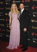 Nicole Kidman attends the 7th AACTA International Awards in Los Angeles