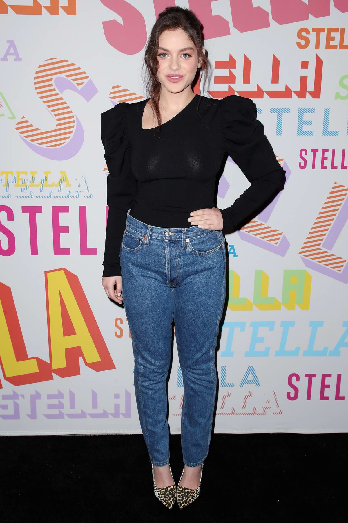 Odeya Rush attends Stella McCartney's Autumn 2018 Collection Launch in Los Angeles