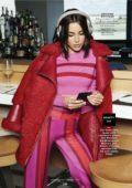 Olivia Culpo features in Cosmopolitan Magazine, US - February 2018