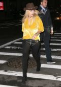 Rita Ora and boyfriend Andrew Watt head out to dinner in New York City