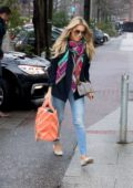 Silvie Meis returns back to Hamburg after holidaying in Miami