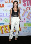 Sistine Stallone attends Stella McCartney's Autumn 2018 Collection Launch in Los Angeles