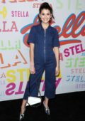 Sofia Black-D'Elia attends Stella McCartney's Autumn 2018 Collection Launch in Los Angeles