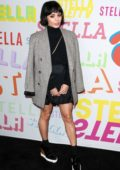 Vanessa Hudgens attends Stella McCartney's Autumn 2018 Collection Launch in Los Angeles