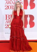 Anne-Marie Rose Nicholson attends the 38th Brit Awards, held at the O2 Arena in London