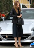 Asifa Mirza spotted while out on a shopping trip in Beverly Hills, Los Angeles