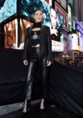 Bella Hadid at BVLGARI unveils new B. Zero 1 Jewelry Campaign in New York City