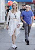 Chiara Ferragni spends a day out with her Italian singer boyfriend Fedez in Los Angeles