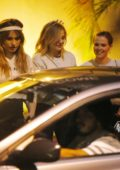 Chloe Grace Moretz celebrates her birthday with Zoey Deutch and her other 'friends' in Los Angeles