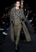 Gigi Hadid walks the runway for Max Mara Fashion Show during Milan Fashion Week in Milan, Italy