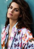 Isabeli Fontana features in Elle Magazine photoshoot, Italia - March 2018