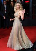 Jennifer Lawrence at the European Premiere of 'Red Sparrow' at Vue Cinema, West End in London
