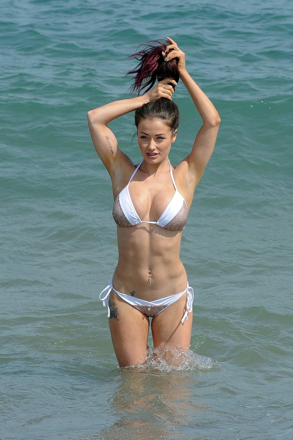 Jess Impiazzi Bikini Nude Photos 19