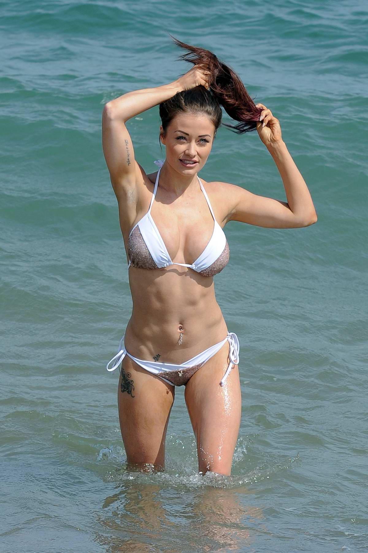 Jess Impiazzi Bikini Nude Photos 95