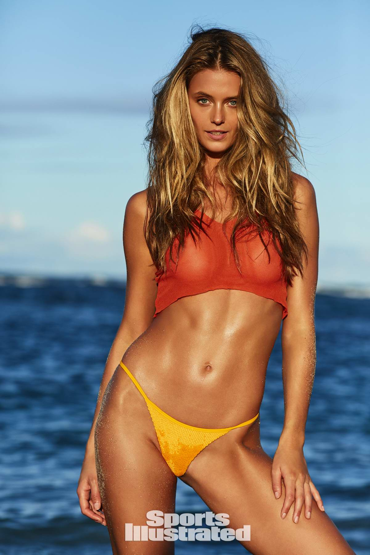 Kate Bock In Sports Illustrated Swimsuit Issue 2018 5