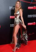 Kimberley Garner attends Fabulous Fund Fair in London