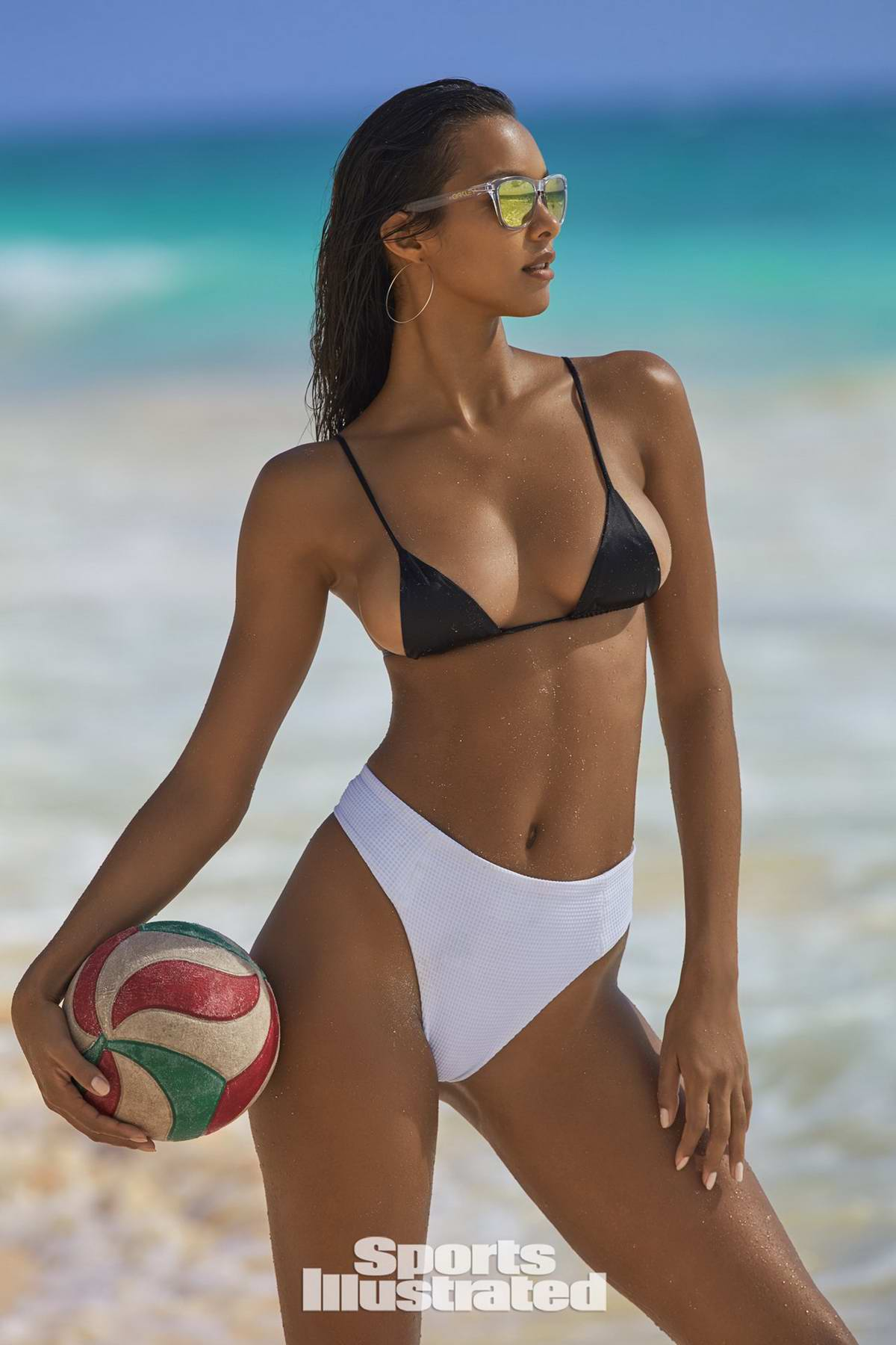 Lais Ribeiro In Sports Illustrated Swimsuit Issue 2018 25