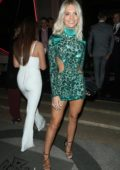 Louisa Johnson at the Warner Brother after-party at Freemasons in London