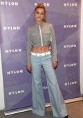 Nina Agdal at SIMPLY NYC Conference VIP Dinner at Marta at The Redbury in New York