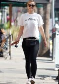 Olivia Wilde spotted out running errands in in Los Angeles