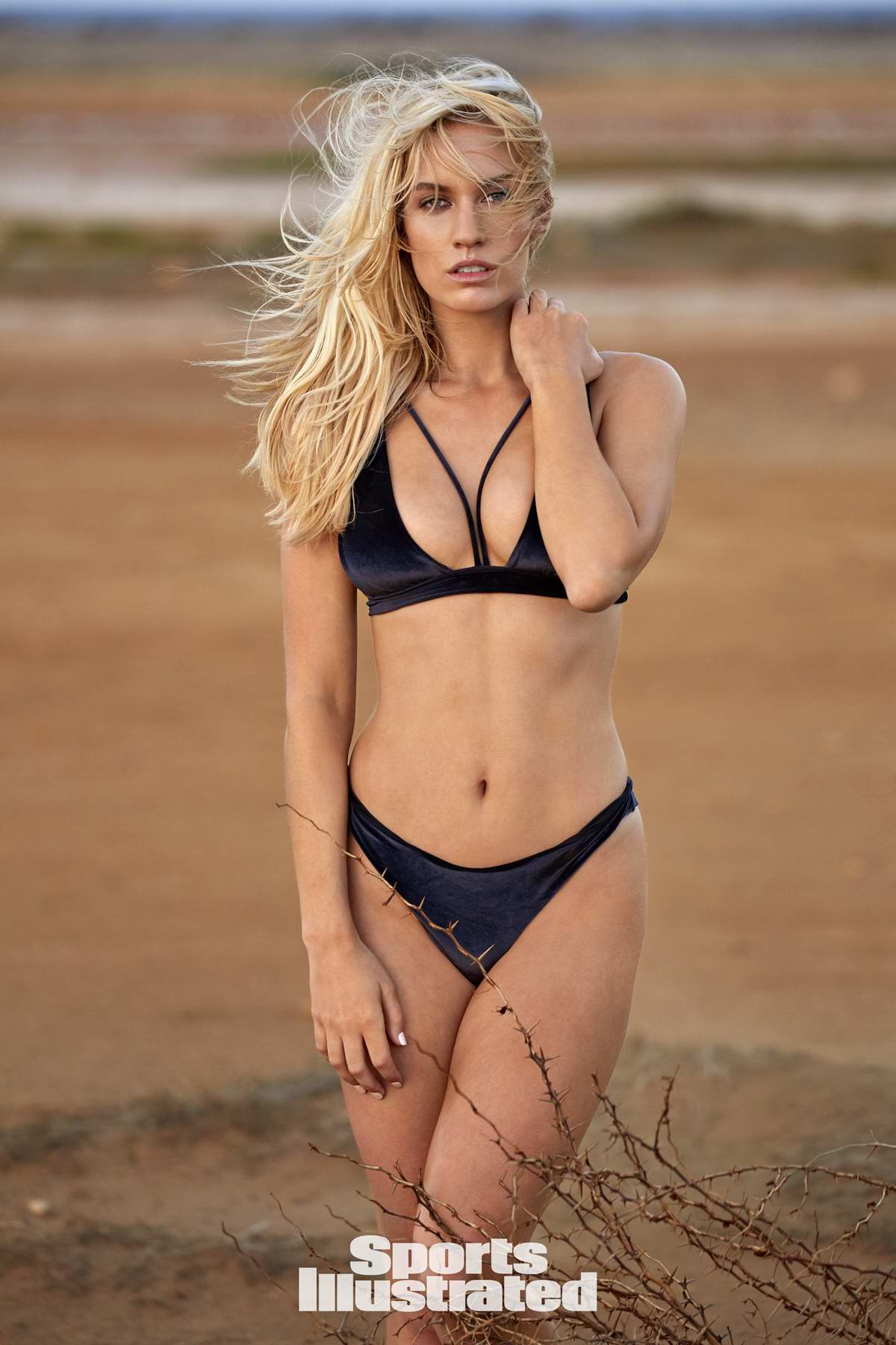 Paige Spiranac in Sports Illustrated Swimsuit Issue 2018
