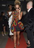 Rita Ora attend the Vogue x Tiffany & Co BAFTA after-party, held at Annabel's Private Members Club in Mayfair, London