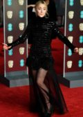 Saoirse Ronan attends 71st British Academy Film Awards at Royal Albert Hall in London
