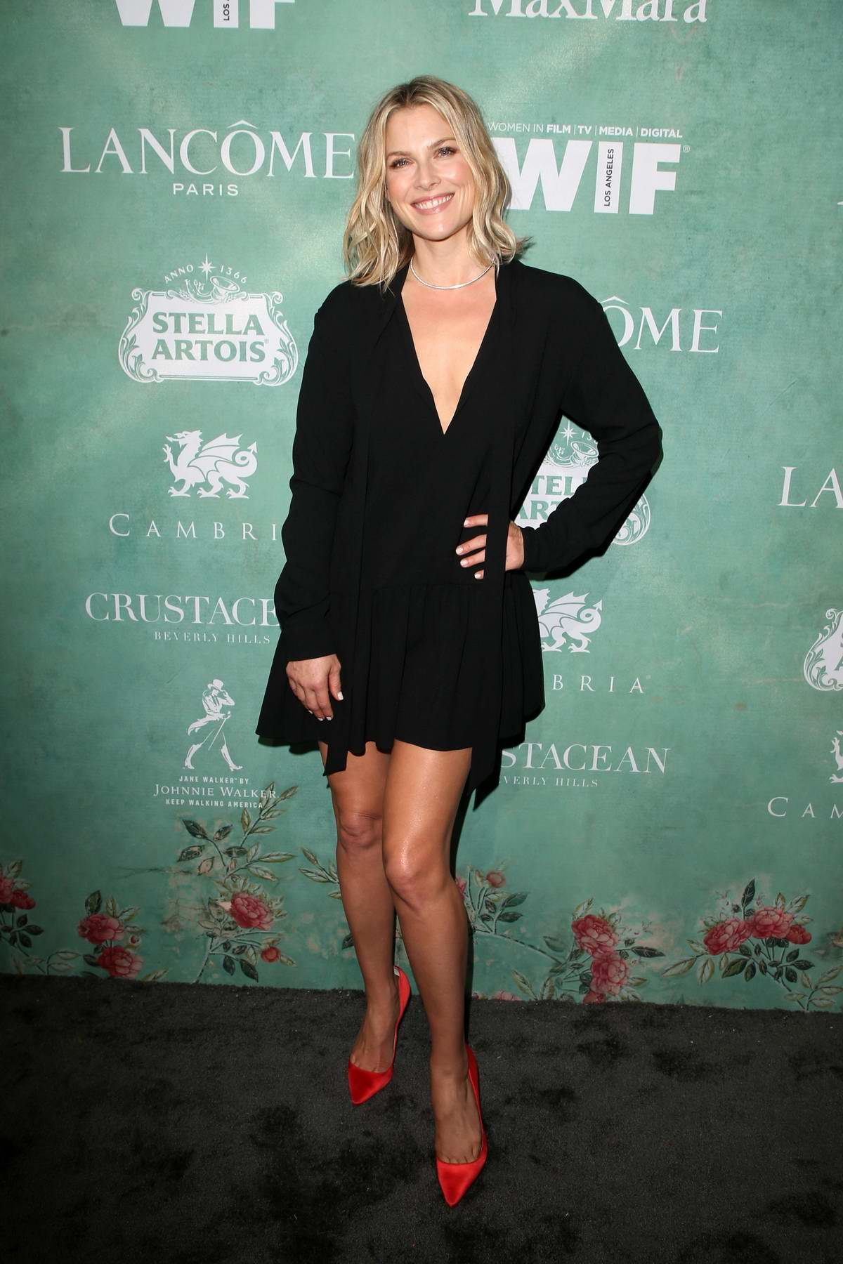 18233cf0b7e1 Ali Larter attends the 11th Annual Women In Film Pre-Oscar Cocktail Party at  Crustacean in Beverly Hills