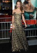 Alicia Vikander attends 'Tomb Raider' premiere at TCL Chinese Theatre in Hollywood, Los Angeles