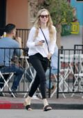 Amanda Seyfried grabs a tea after visiting skin clinic in West Hollywood, Los Angeles