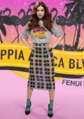 Barbara Palvin features in Fendi Pop Tour Spring 2018 Campaign