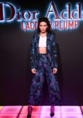 Bella Hadid attends Dior Addict Lacquer Pump Launch party at Poppy in West Hollywood, Los Angeles