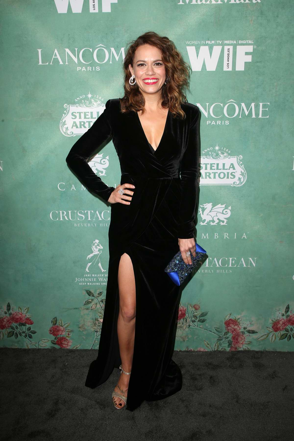 Bethany Joy Lenz attends the 11th Annual Women In Film Pre-Oscar Cocktail Party at Crustacean in Beverly Hills, Los Angeles