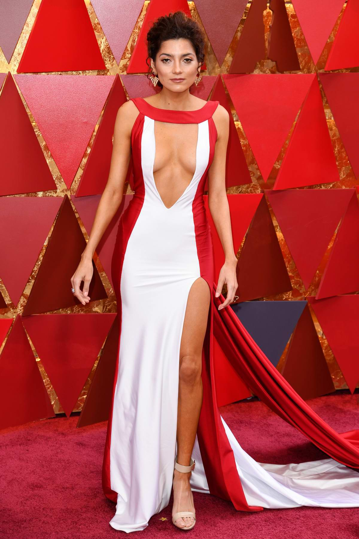 Blanca Blanco attends The 90th Annual Academy Awards (Oscars 2018) held at Dolby Theatre in Hollywood, Los Angeles