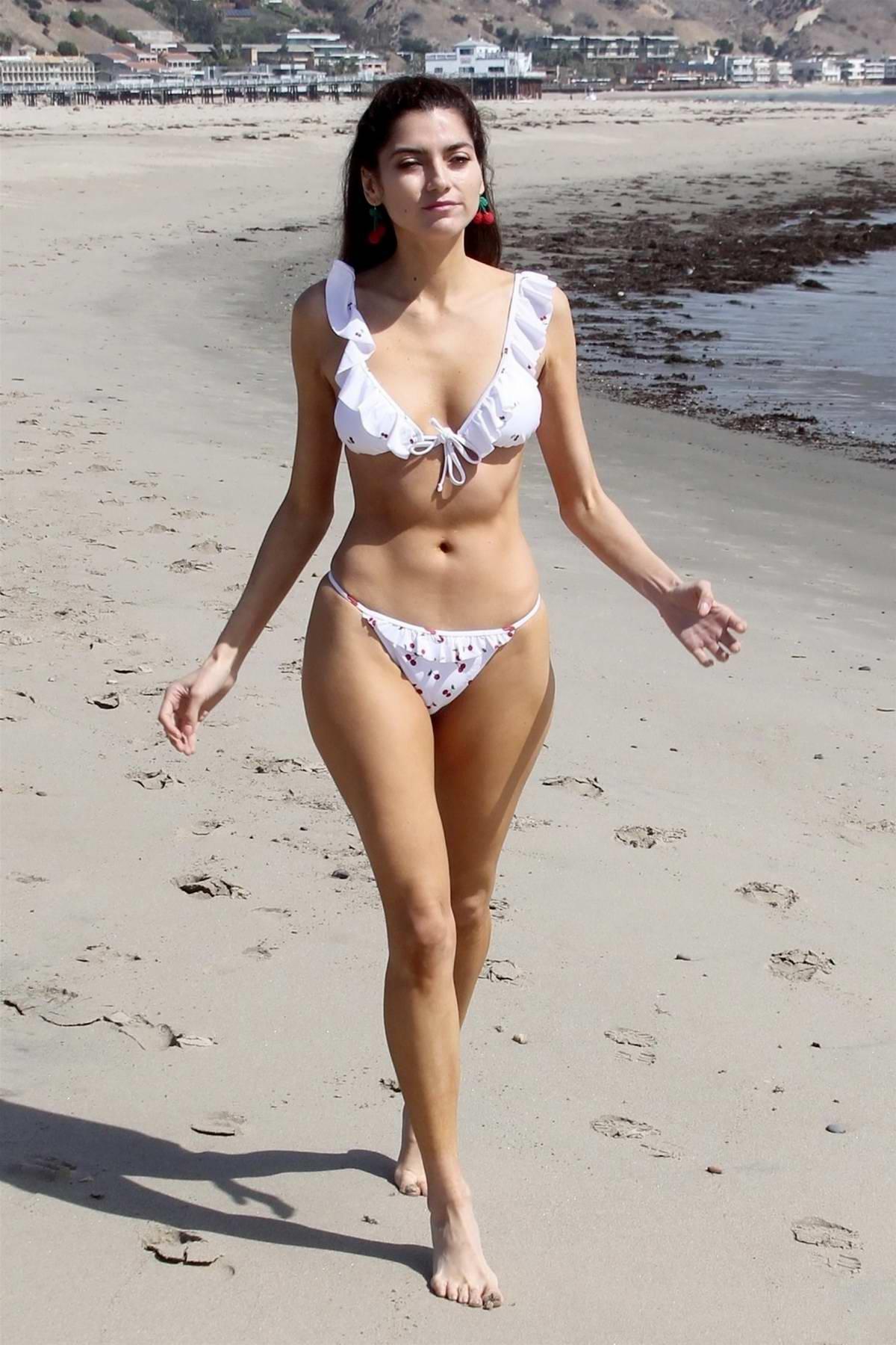 Rita Ora Relaxes in a Bikini by the Pool in France: Photo