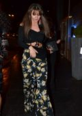 Brooke Vincent enjoys night out with her friends in Manchester, UK