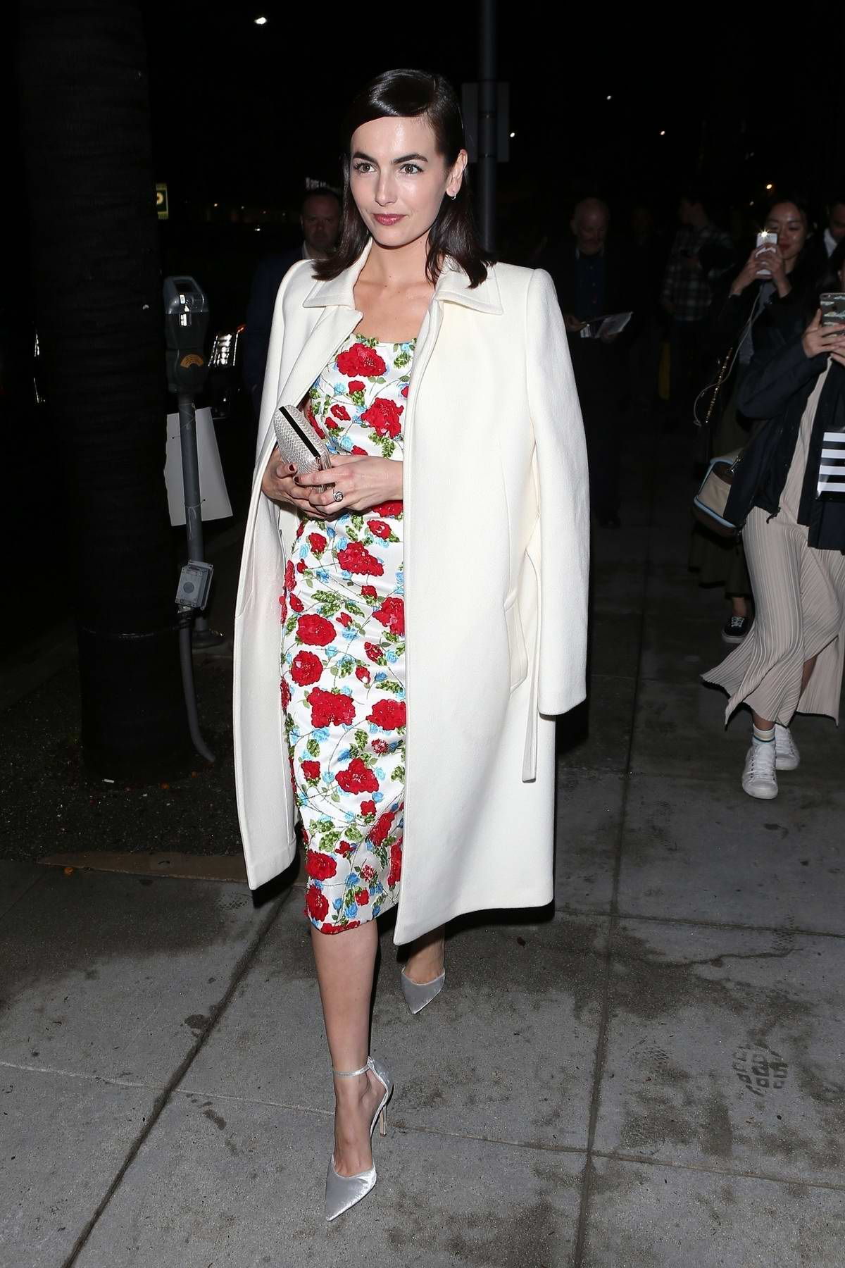 Camilla Belle attends the 11th Annual Women In Film Pre-Oscar Cocktail Party at Crustacean in Beverly Hills, Los Angeles