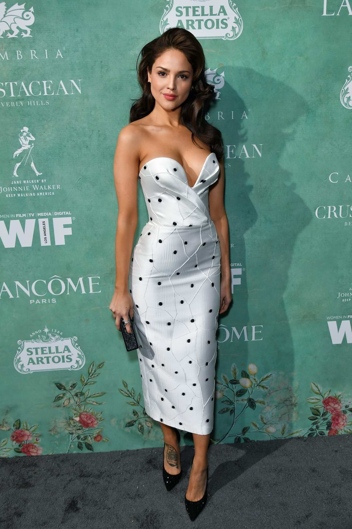 28b8e138dc83 Eiza Gonzalez attends the 11th Annual Women In Film Pre-Oscar Cocktail  Party at Crustacean in Beverly Hills