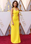 Eiza Gonzalez attends The 90th Annual Academy Awards (Oscars 2018) held at Dolby Theatre in Hollywood, Los Angeles
