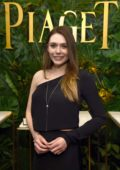 Elizabeth Olsen at Piaget Celebrates Independent Film with The Art of Elysium in Los Angeles
