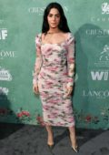 Emeraude Toubia attends the 11th Annual Women In Film Pre-Oscar Cocktail Party at Crustacean in Beverly Hills, Los Angeles
