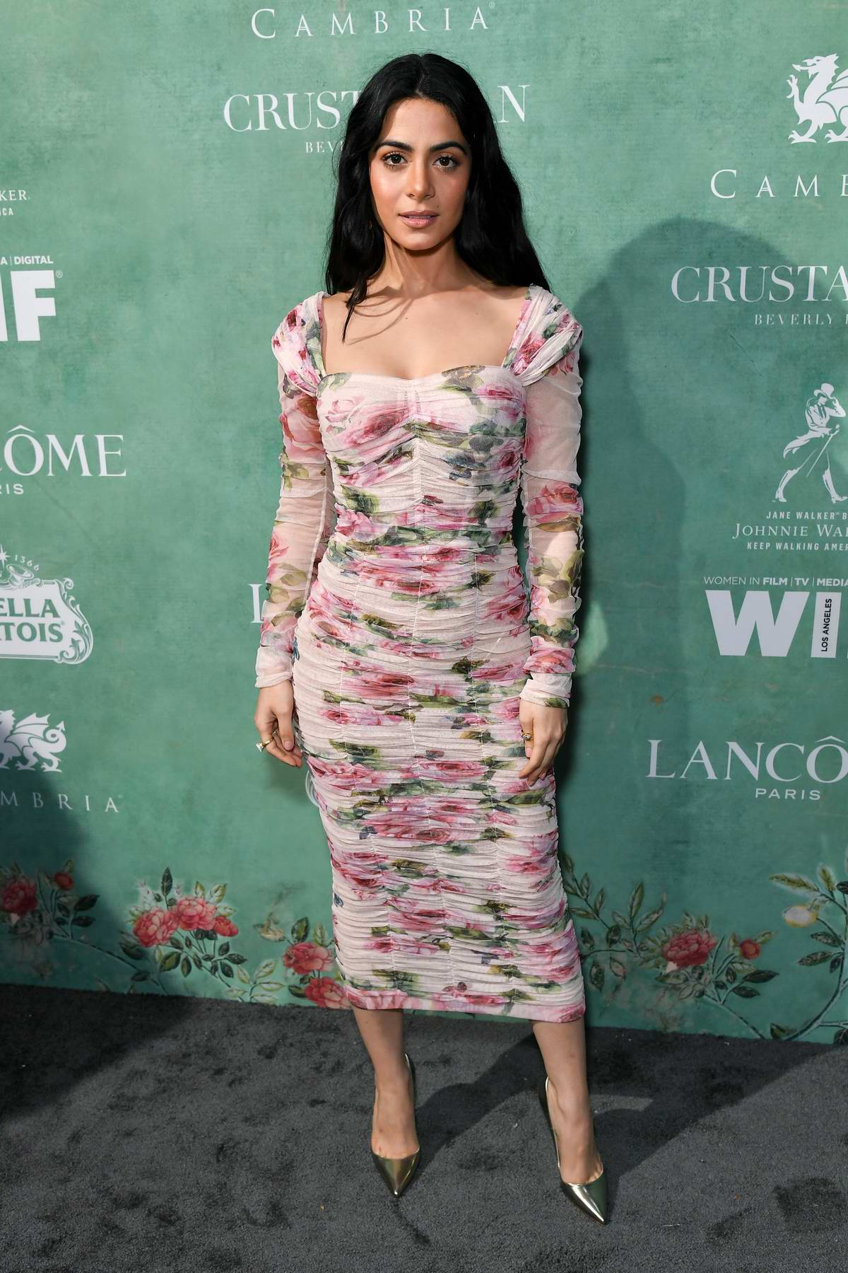 381a474d912f Emeraude Toubia attends the 11th Annual Women In Film Pre-Oscar Cocktail  Party at Crustacean in Beverly Hills