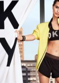 Emily Ratajkowski features in DKNY's Spring/Summer 2018 Campaign