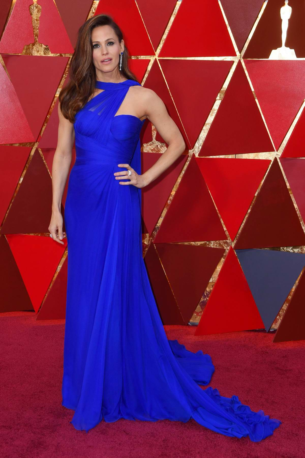 Jennifer Garner attends The 90th Annual Academy Awards (Oscars 2018) held at Dolby Theatre in Hollywood, Los Angeles