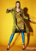 Josephine Skriver for Hashtag Legend Magazine - March 2018