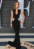 Kate Beckinsale attends 2018 Vanity Fair Oscar Party at the Wallis Annenberg Center for the Performing Arts in Beverly Hills, Los Angeles