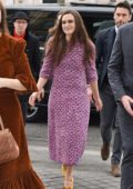 Keira Knightley attends the Chanel Show during Paris Fashion Week, France